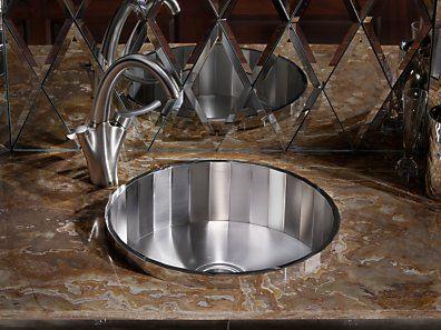 KOHLER | K-3674-NA | Brinx® Top-mount bar sink | Bar sink ...