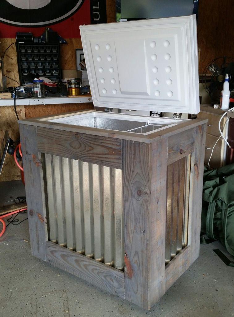 Build Your Own Freezer Kegerator