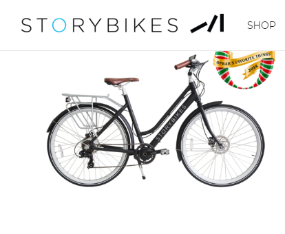 Story Bicycles Goal Of Our Electric Bikes Is To Get People Of All