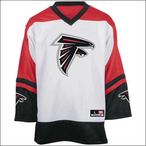 Officialfalconsgear Com Youth Apparel Toddler Official Falcons Gear Hockey Sweater Atlanta Falcons Falcons