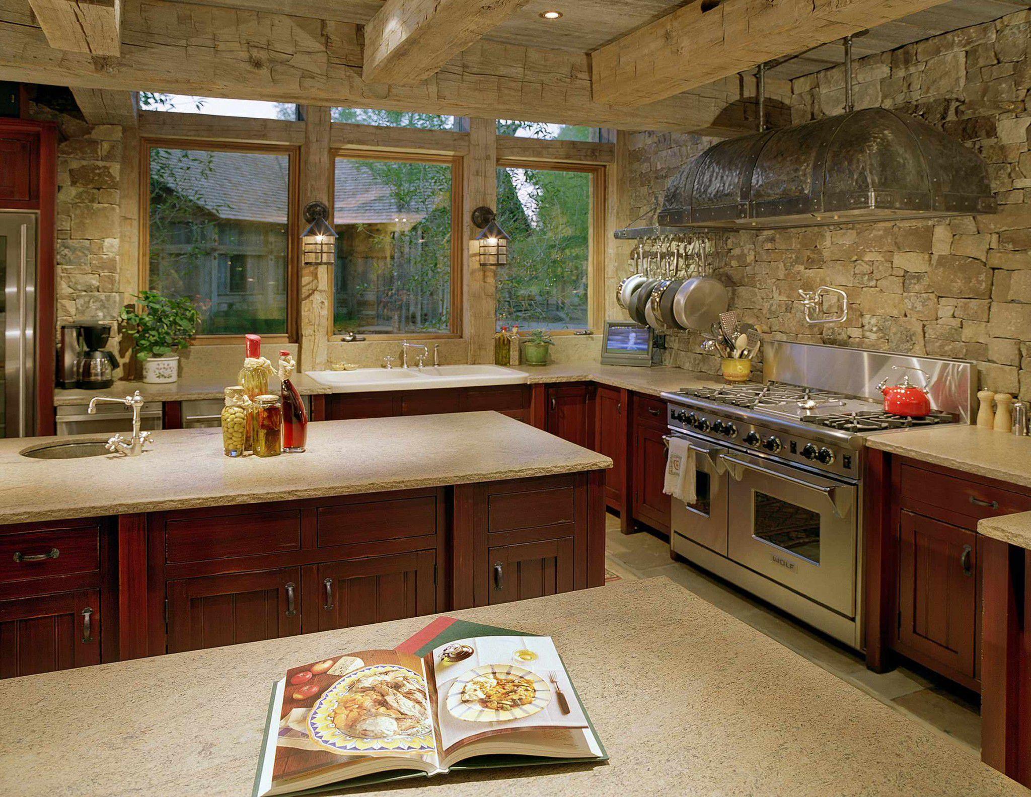 Kitchen Backsplash Ideas30 Rustic Kitchen Backsplash Ideas Click
