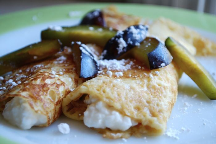 Awesome Kids Breakfast: Crepes