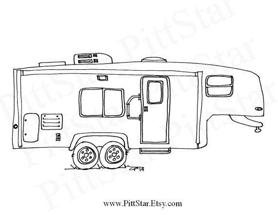 6 pin Schaltplang for trailer