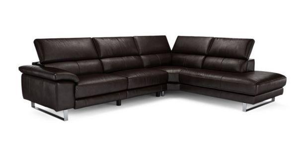 Salone Option A Left Arm Facing Corner Sofa New Club Dfs Recliner Corner Sofa Corner Sofa Red Leather Sofa