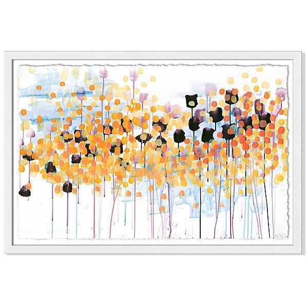 Caroline Wright Migration No. 9 Acrylic / Lucite Paintings ($151) ❤ liked on Polyvore featuring home, home decor, wall art, plexiglass wall art, landscape painting, acrylic landscape painting, abstract landscape paintings and colorful landscape paintings