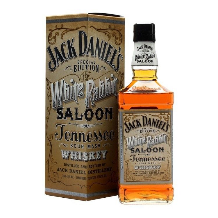 Jack Daniels White Rabbit Saloon Special Edition 700mL