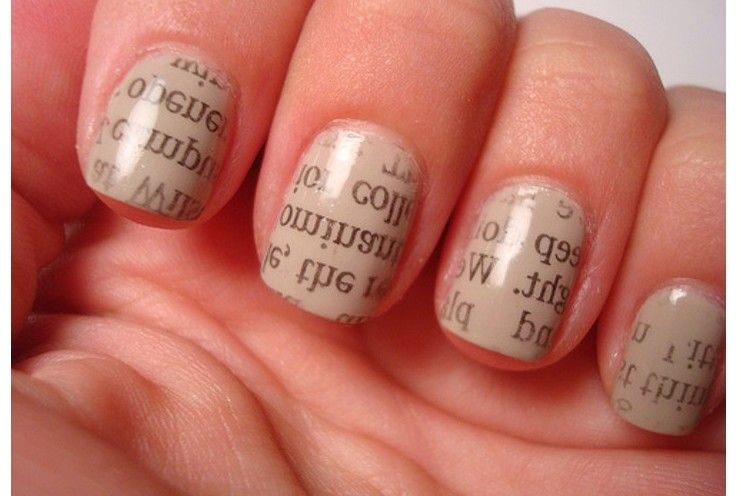 Find Another Beautiful Images Water And Nail Polish Design At Http