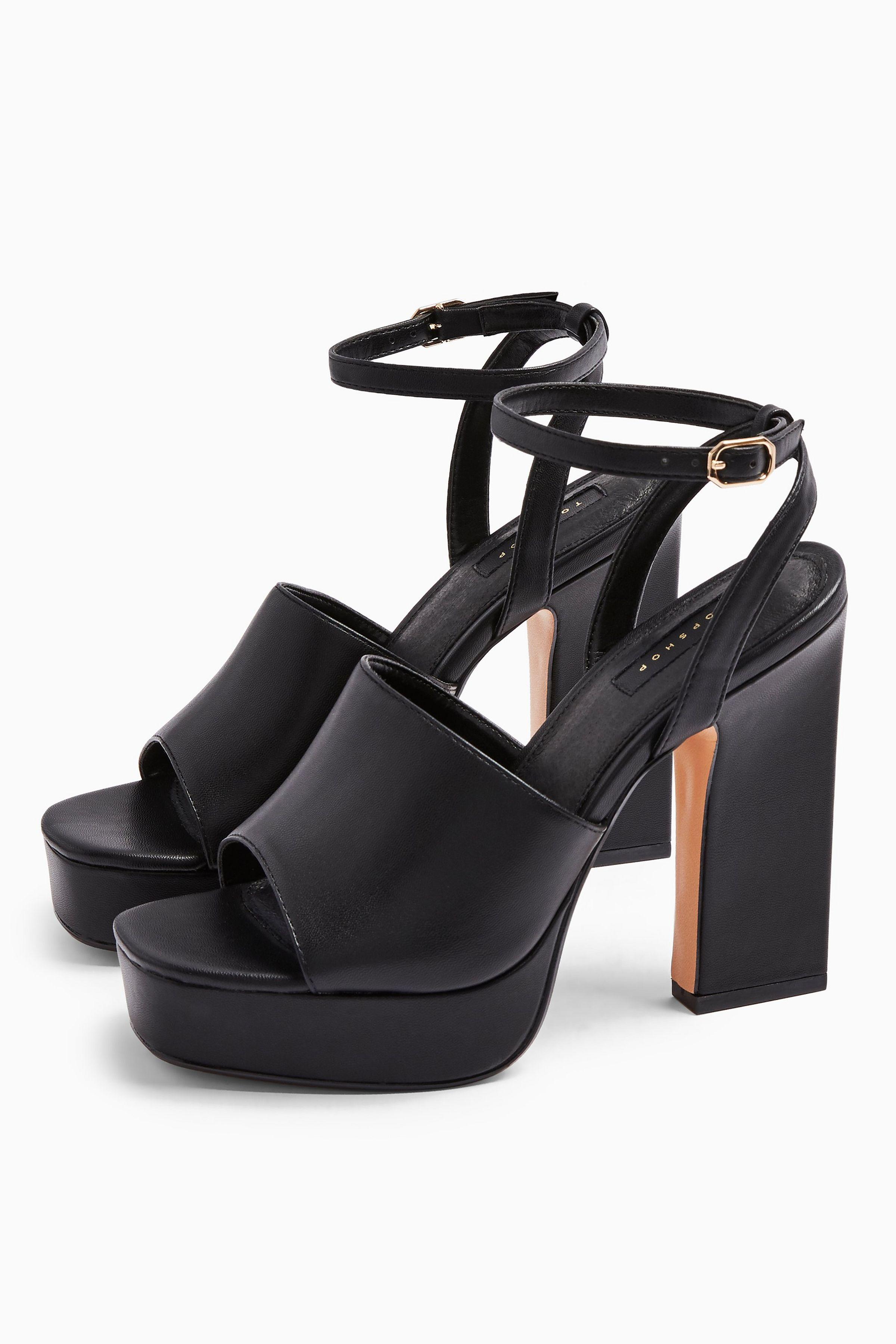 RAFA Chunky Platform Shoes | Topshop