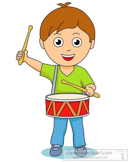children playing musical instruments clipart - Hľadať Googlom ...