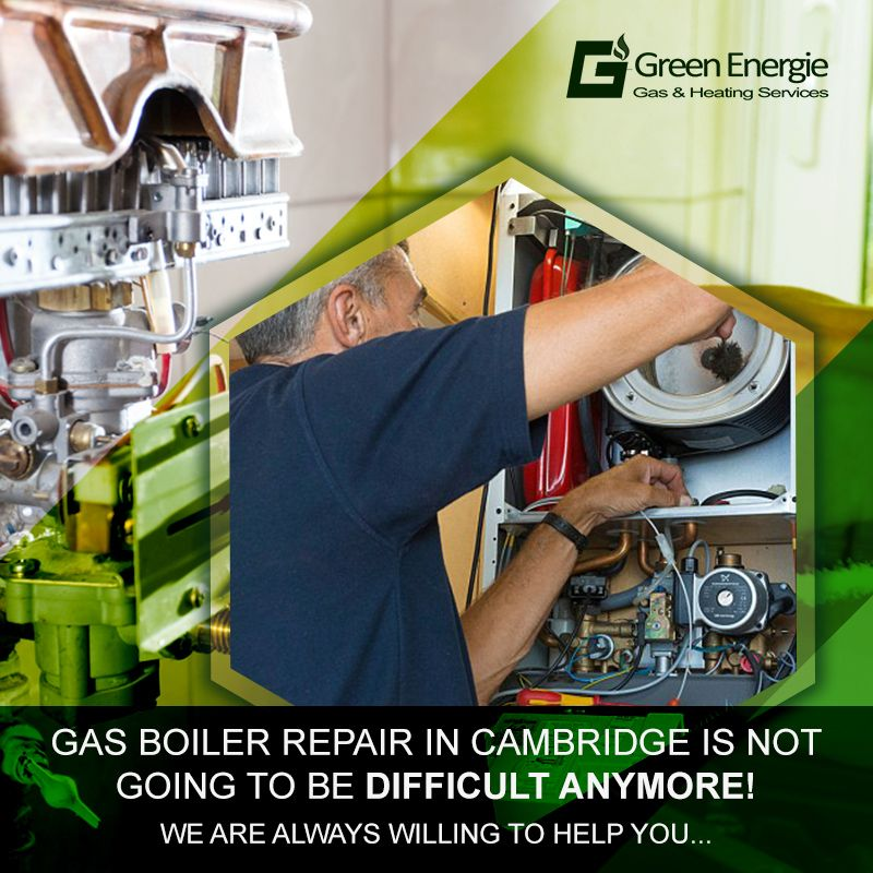 Gas boiler repair in Cambridge is not going to be ...