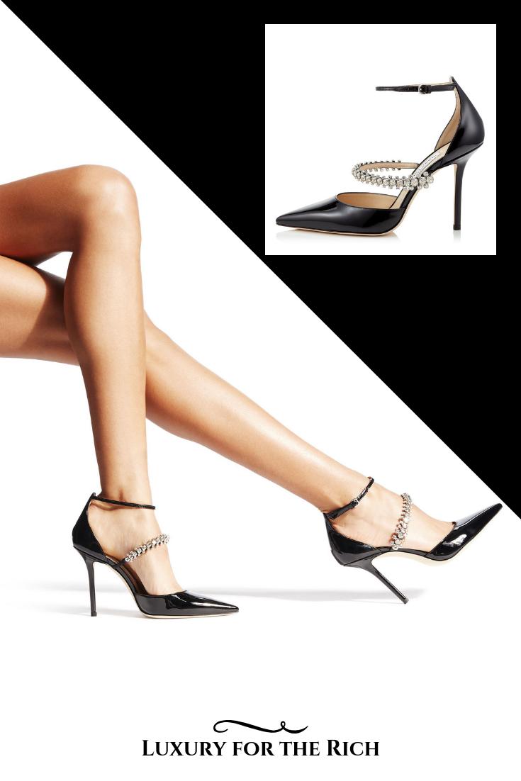 Jimmy Choo Women shoes BOBBIE 100 #JimmyChooHeels | Jimmy