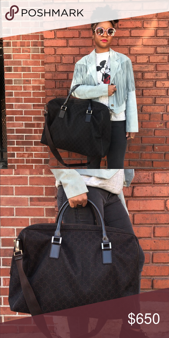 9de7e53f3 Gucci travel bag In excellent condition Gucci Bags Travel Bags | My ...