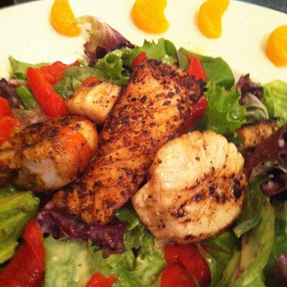 Fabulous Seafood Salad At Evanu0027s Kitchen
