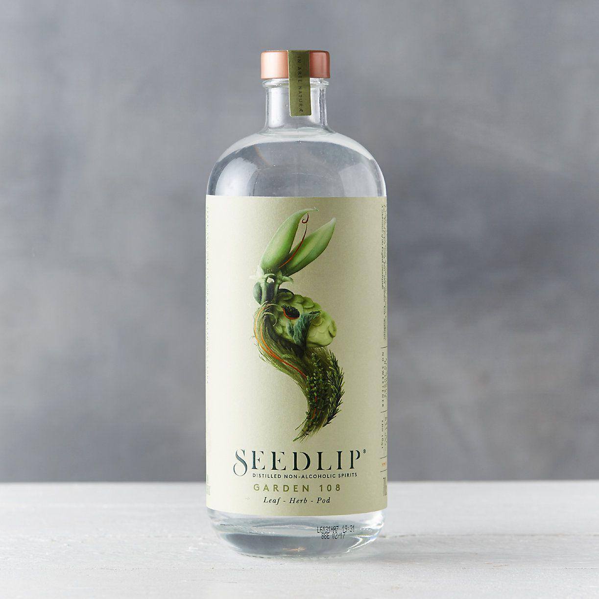 Seedlip Spice Non-Alcoholic Spirits - Terrain
