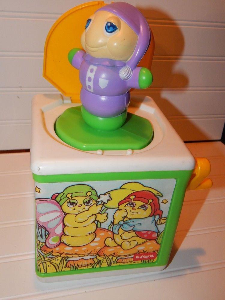 23c5440ed62123 1985 Hasbro Playskool Glow Worm