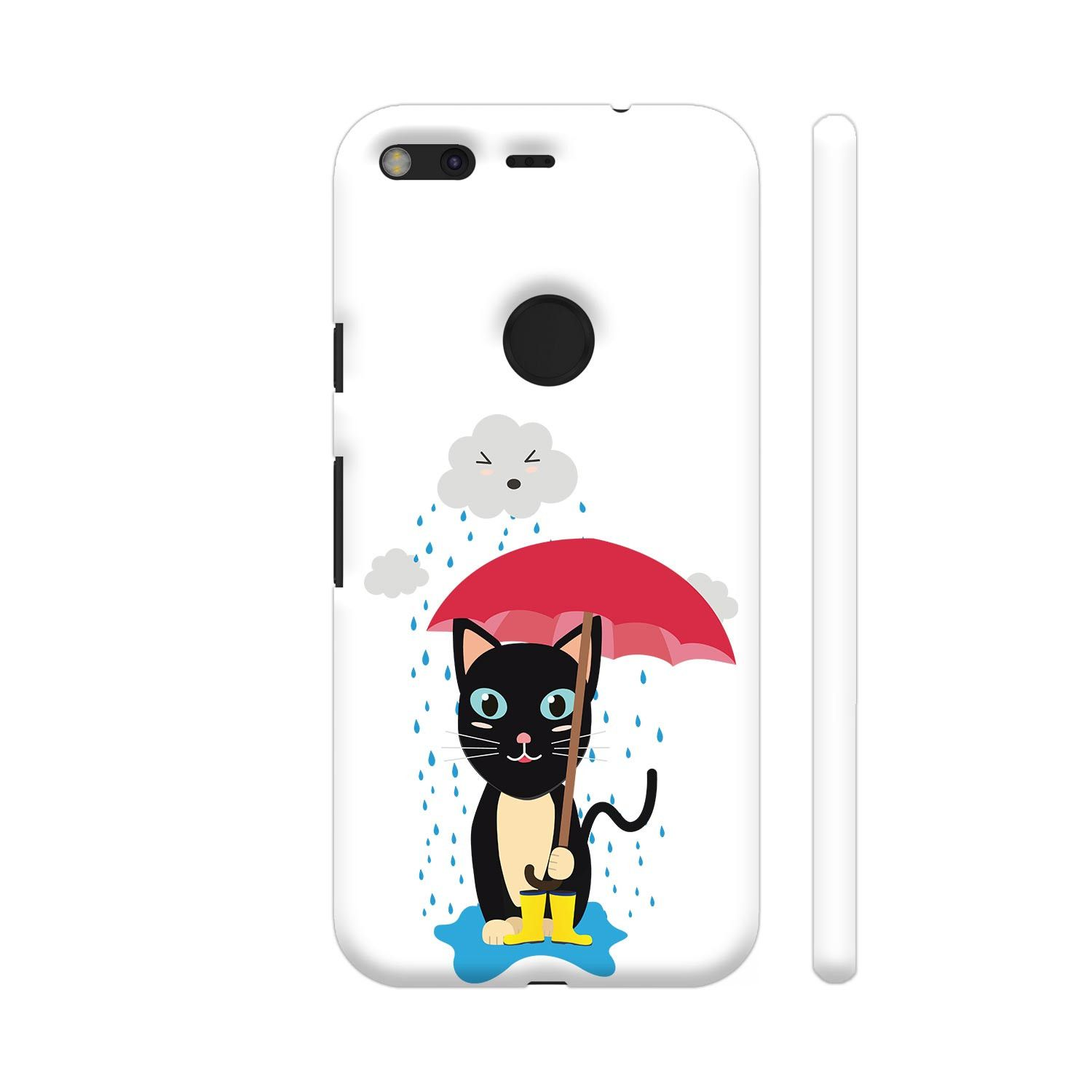 Quirky product on Colorpur Cat In The Rain W.... Check out http://www.colorpur.com/products/cat-in-the-rain-with-umbrella-google-pixel-case-artist-torben?utm_campaign=social_autopilot&utm_source=pin&utm_medium=pin