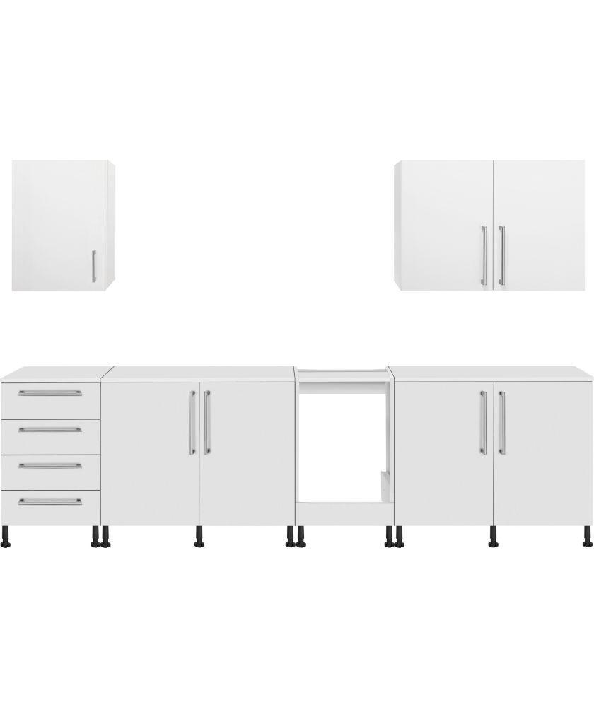 White apron argos - Buy Valencia 6 Piece Oven Kitchen Unit Package White Gloss At Argos Co