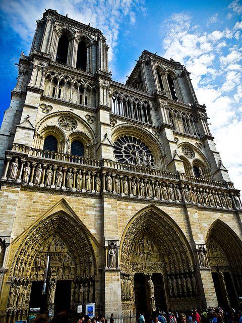 Catedral De Notre Dame Places To Travel Paris Vacation Places To Visit