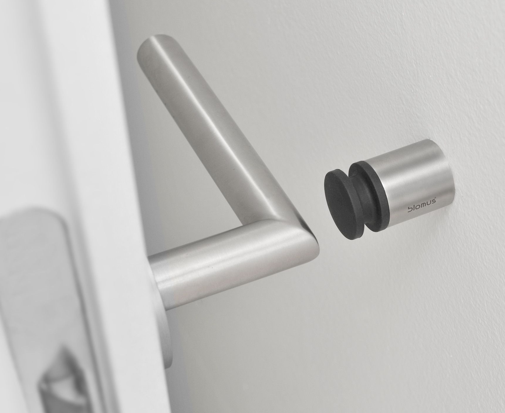 Wall Mounted Doorstop – 4 cm