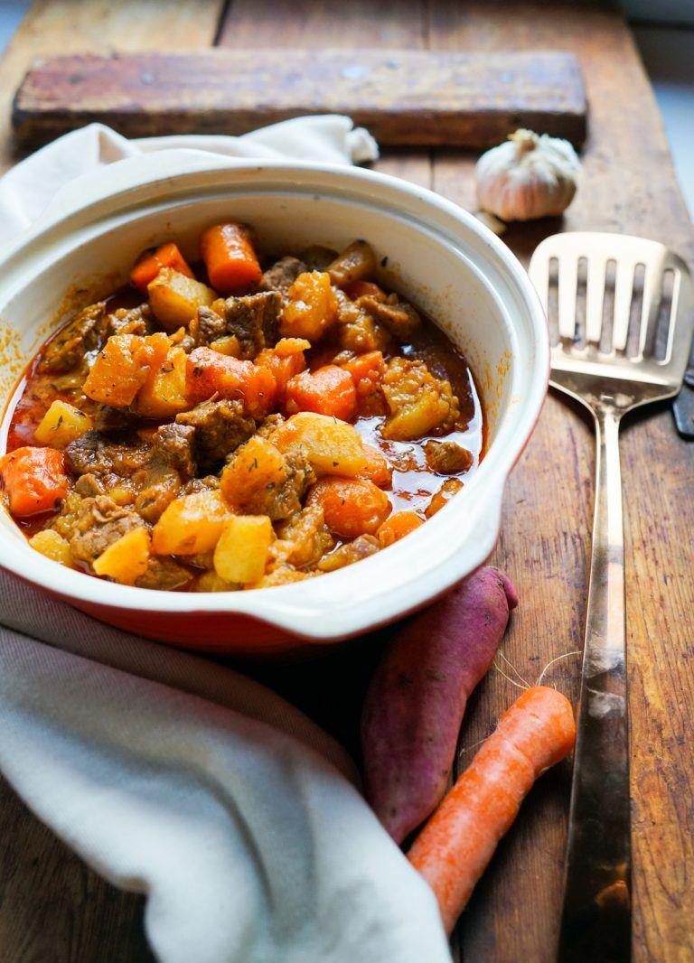 Easy Beef Stew - Tonight's Yummy Dinner | Recipe | Easy ...