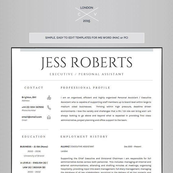 Professional Curriculum Vitae Professional Cv  Resume  Resume