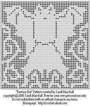 Free Filet Crochet Patterns That Inspire Filet Crochet Halloween Crochet Patterns Halloween Cross Stitch Patterns