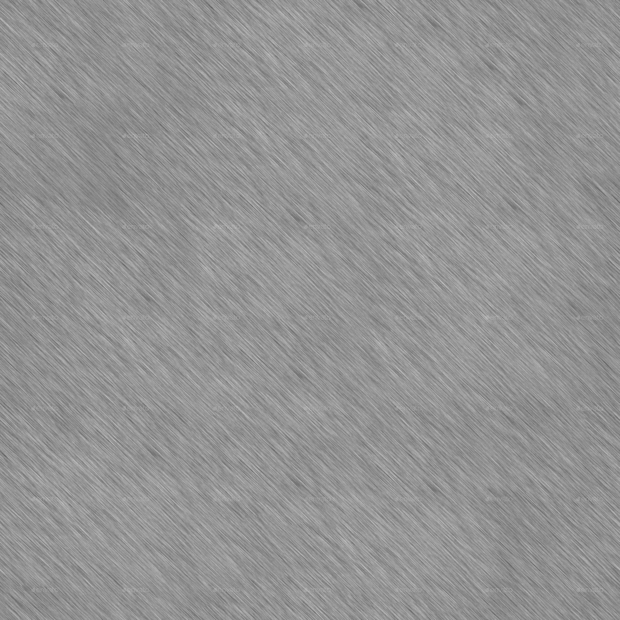 Brushed Metal Seamless Texture Set Volume 1 Seamless Metal