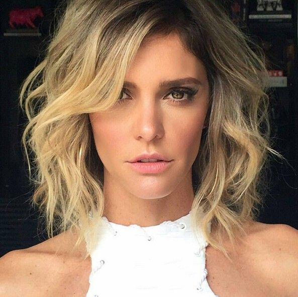 15 Edgy New Hairstyles For Medium Hair The Hairstyler Peinados