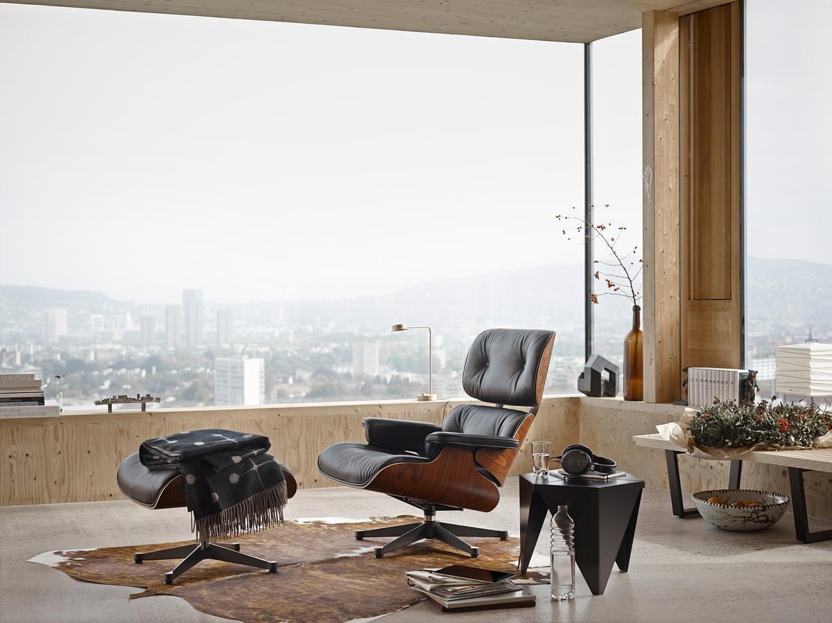 Vitra_Lounge Chair U0026 Ottoman_Charles U0026 Ray Eames, ...