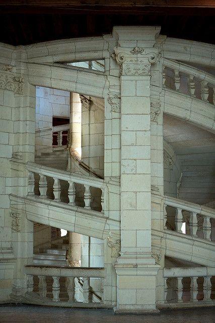 Best L Escalier De Chambord Staircase Spiral Staircase 400 x 300
