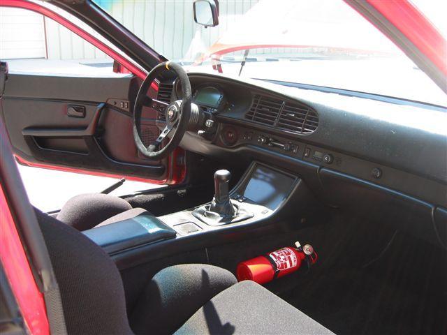 Porsche 944 custom interior porsche 944 custom interior for Porsche 924 interieur