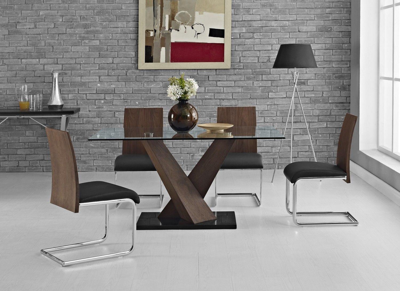 Delightful Estelle Modern Dining Set By Creative Furniture Photo