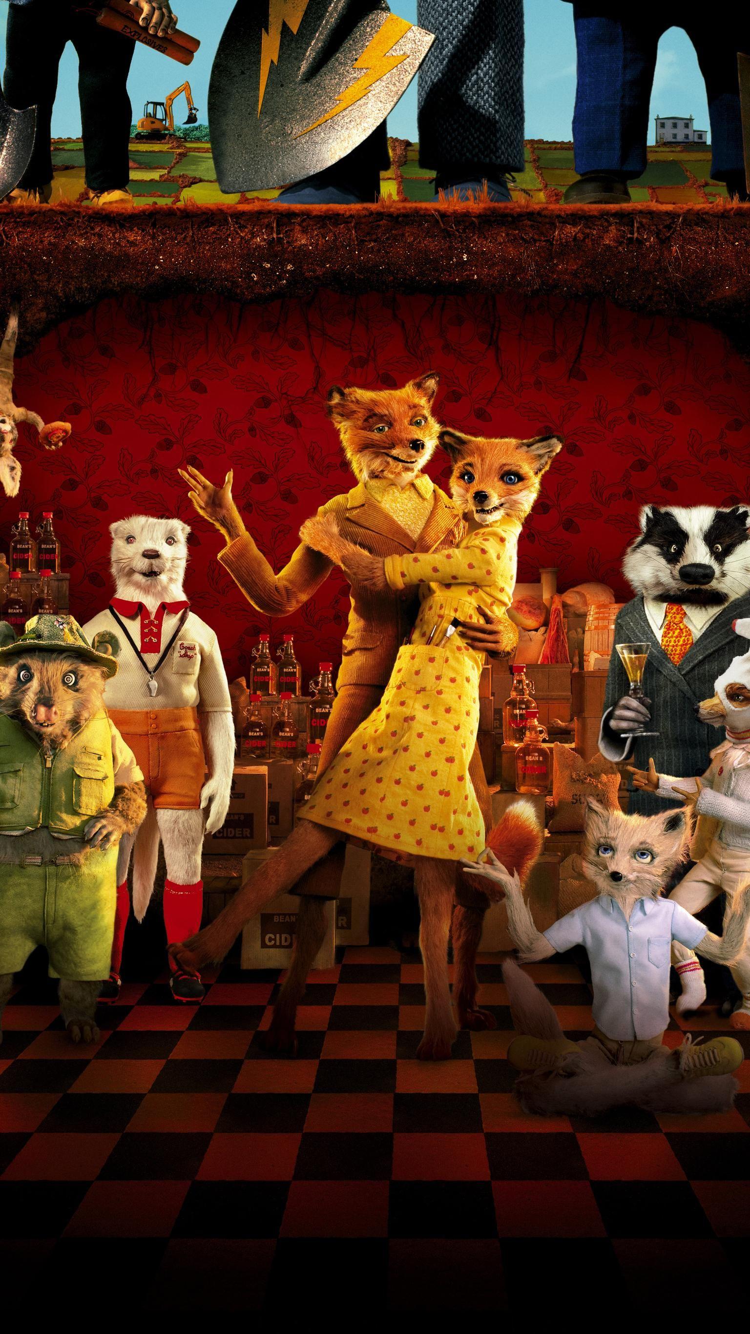 fantastic mr fox full movie movie2k