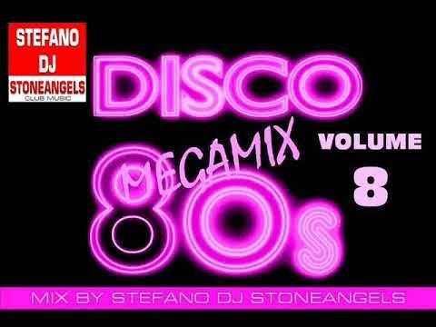 DISCOTECA ANNI 80 VOLUME 8 MIX BY STEFANO DJ STONEANGELS