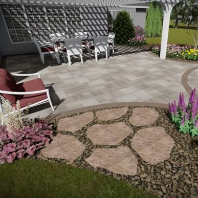 Genial Belgard Design Studio | Hardscapes U0026 Paver Patio Design Tool