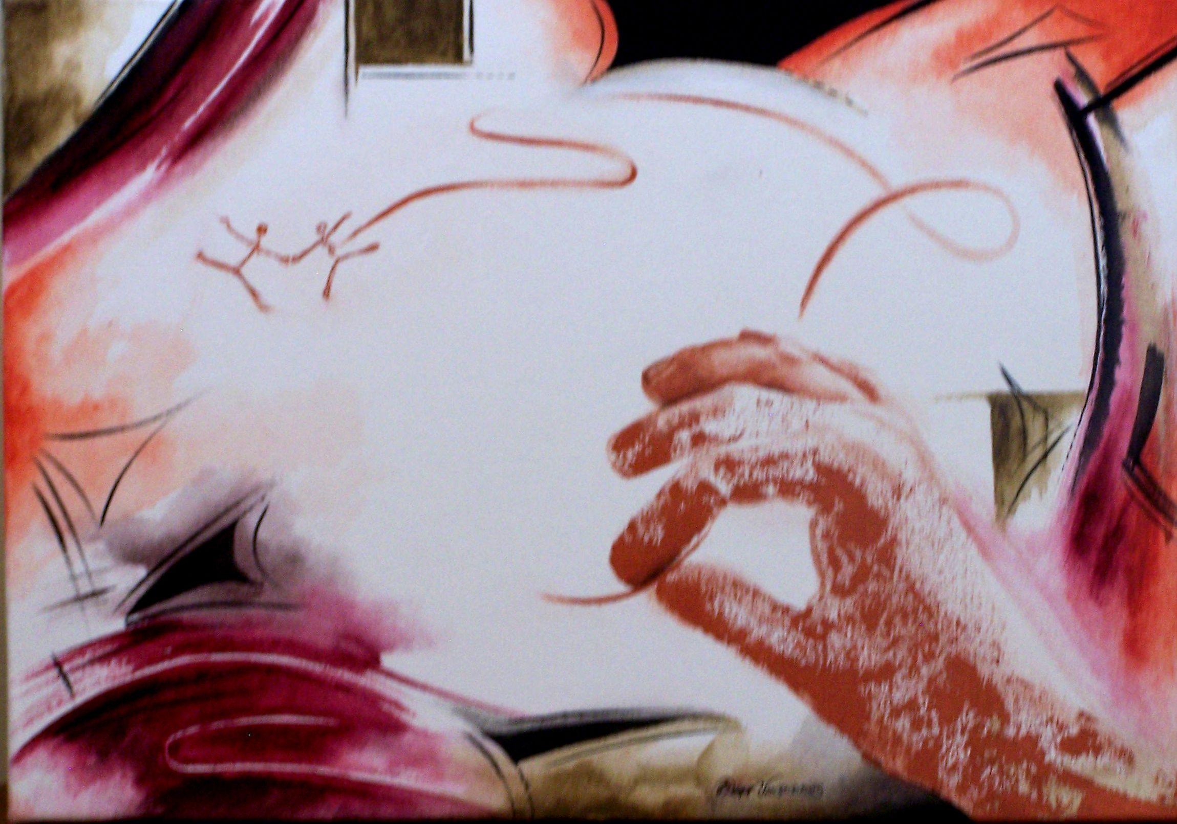 El Hilo Artes Plasticas Y Visuales Licenciatura En Artes Imagen De Estudiante