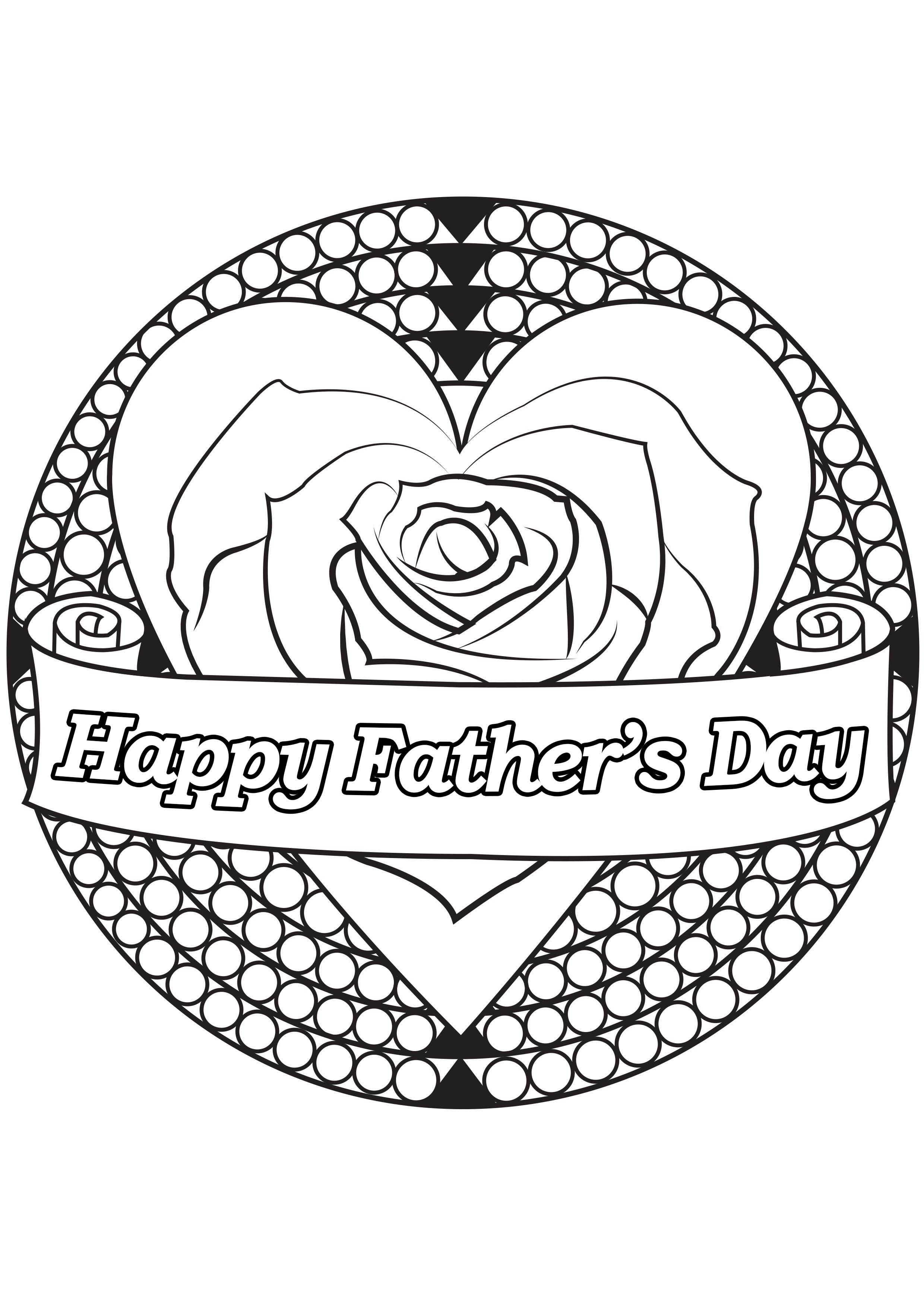 Father S Day Coloring Page Heart Valentine Coloring Pages Fathers Day Coloring Page Mothers Day Coloring Pages