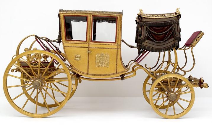 Antiguos 1795Carruajes De Carruagem Coches Estado1785 RL5A4j