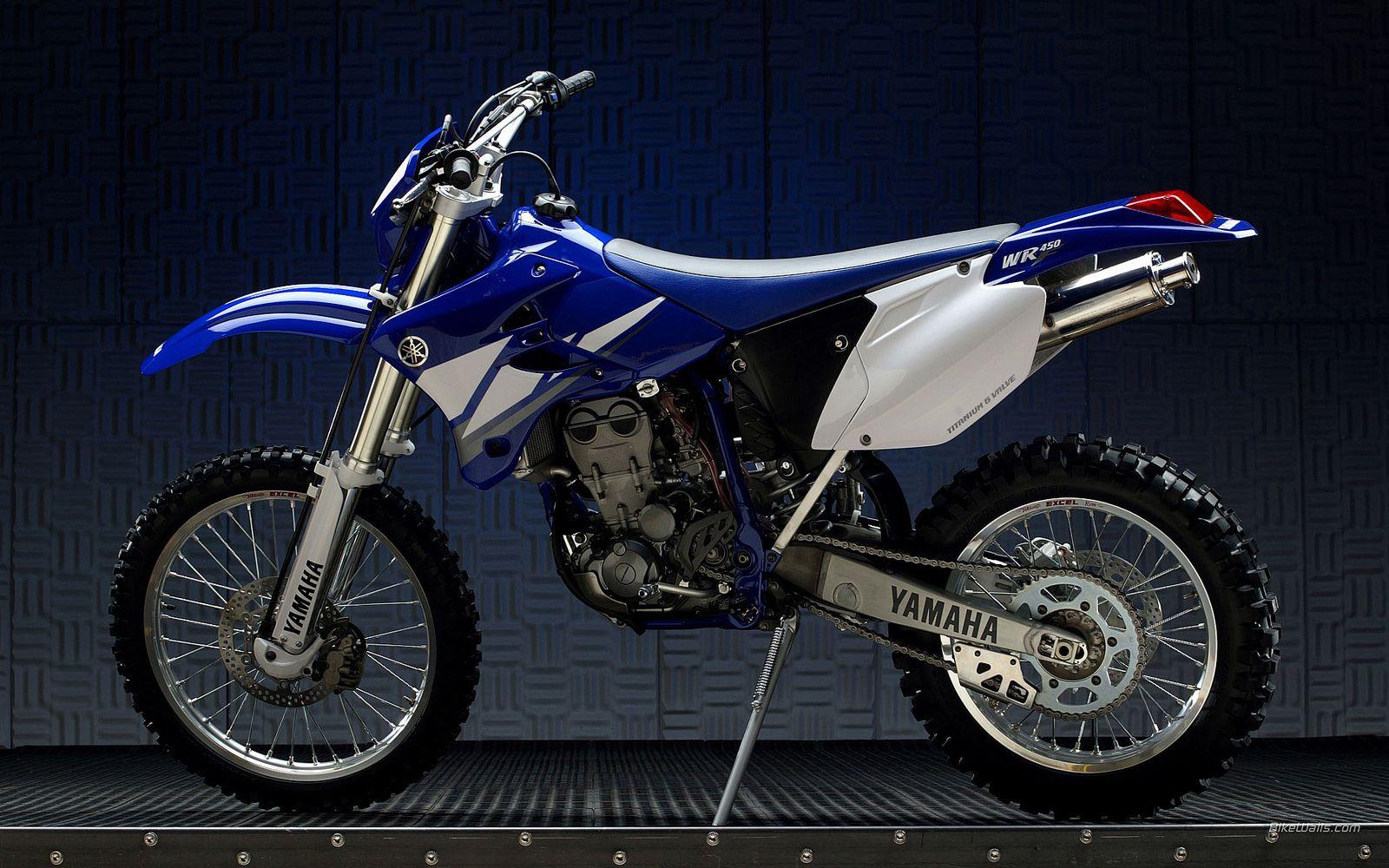 2003 Yamaha Wr450f Motorcycle Supermoto Yamaha
