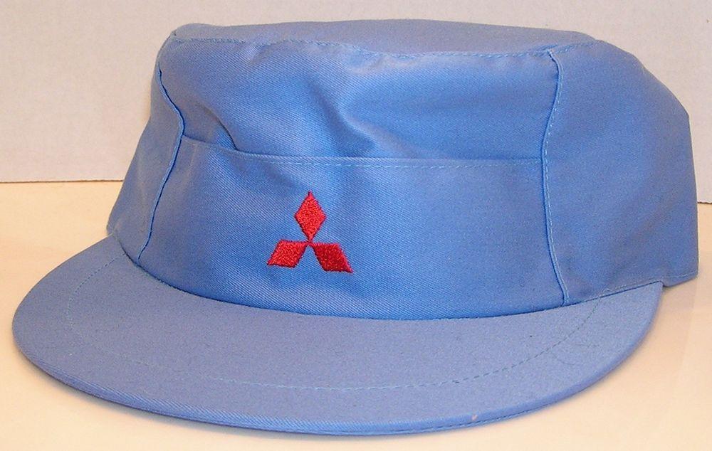 Mitsubishi Motors Automobiles Vintage Japanese Brand Baby Blue