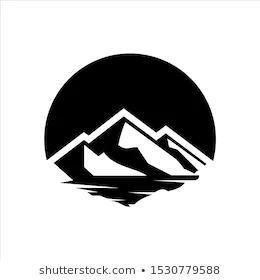 Stock Photo And Image Portfolio By Art Dn Shutterstock Mountain Logos Logo Design Template Design Template