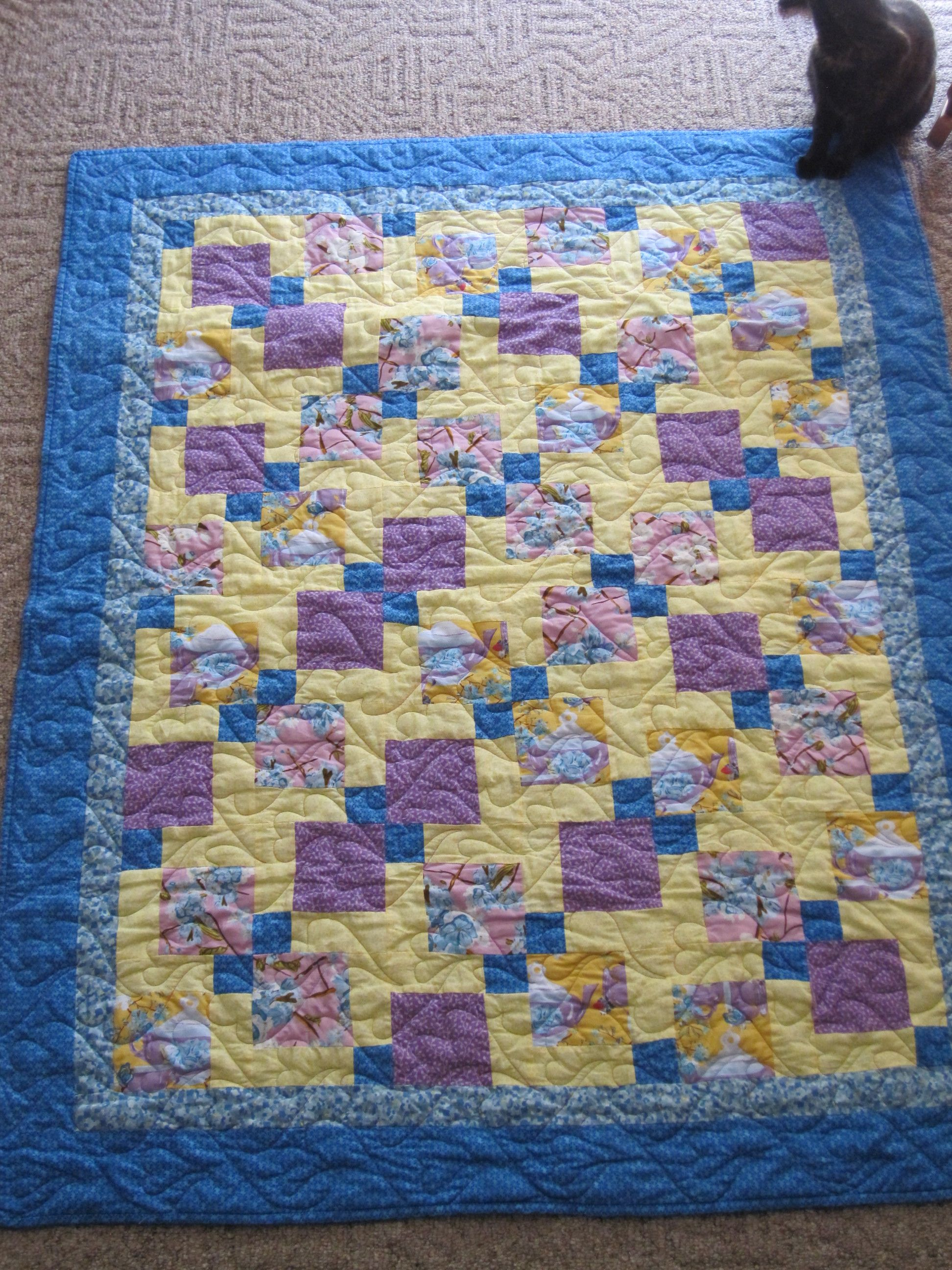 Quilt for Phyllis