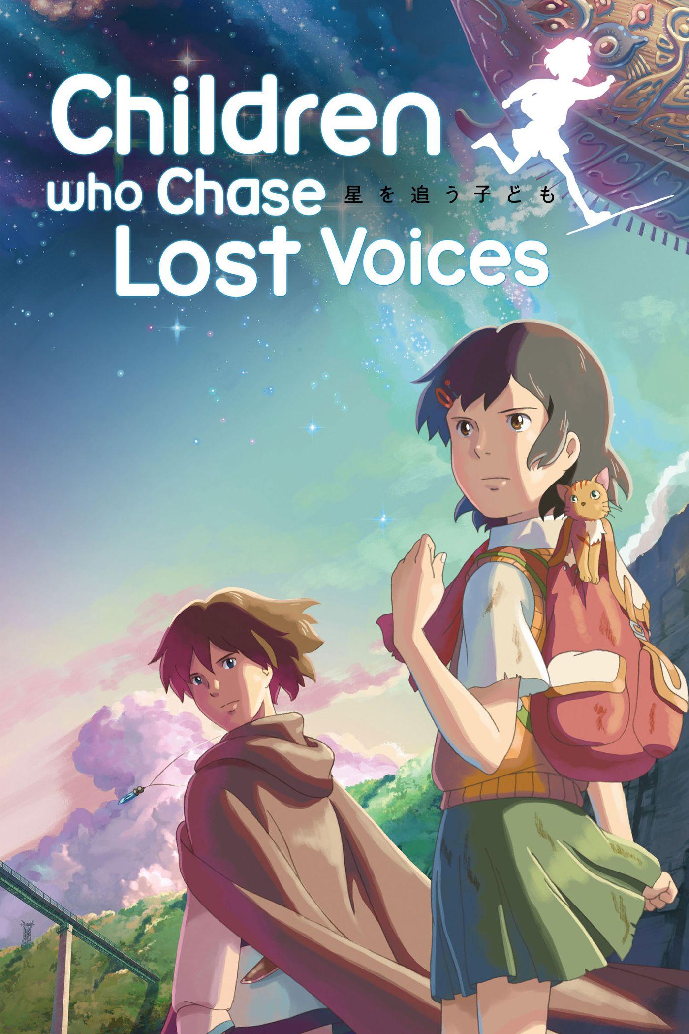 Children Who Chase Lost Voices Stream German