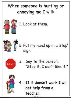 Worksheet Printable Bully Story For Kids books bugs boxes social stories a giveaway autisism stop it i dont like story