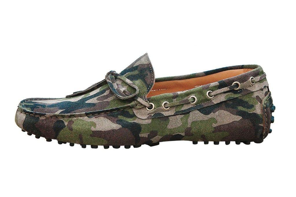 Men's Trend: Camouflage - Slideshow