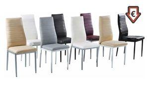 Groupon set di 4 sedie diva in diversi colori da 79 u20ac fino a 78