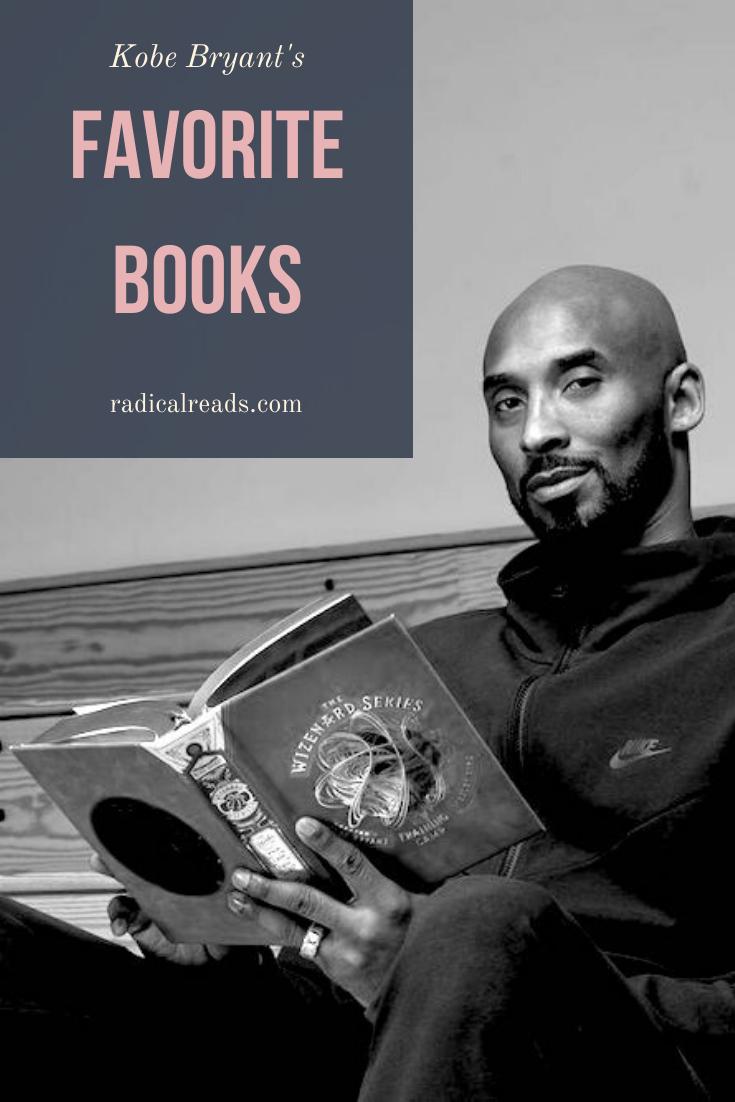 Kobe Bryant S Favorite Books Of 2019 In 2020 Favorite Books Kobe Bryant Books