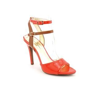 f628e70a025 Jessica Simpson Iyana Womens Open Toe Textile Dress Sandals Shoes at ...