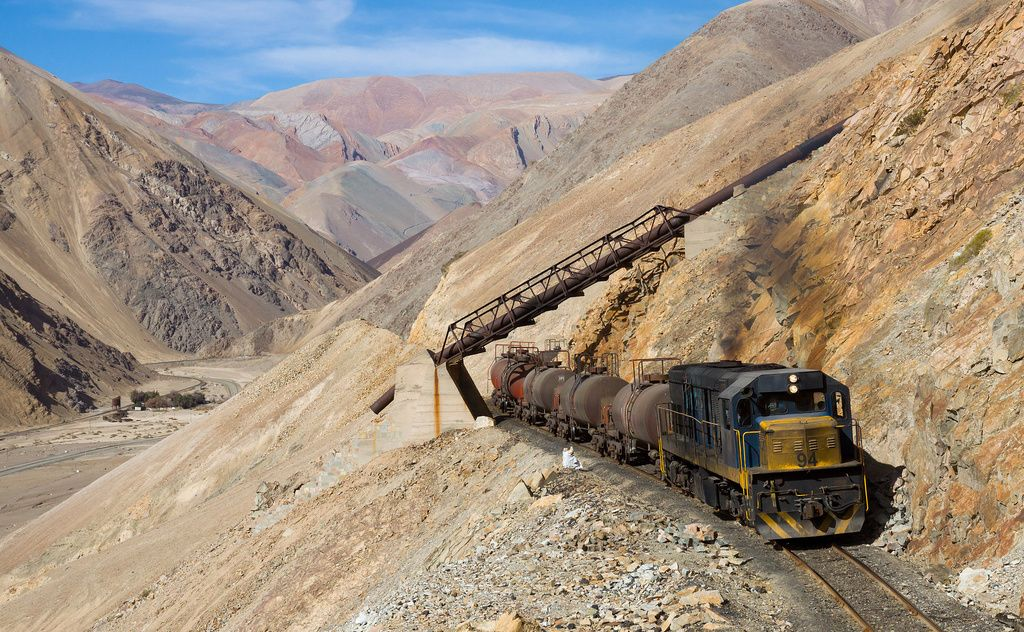 Ferronor G22CU 94 / Montandon — Trainspo Llantas
