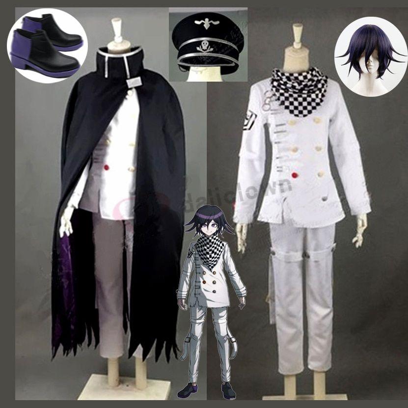 Danganronpa v3 kokichi ouma cosplay costume japanese anime